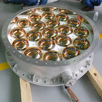 <p>NEOS Detector</p>