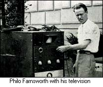 Who is the inventor of television?