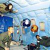 Image: Mini MIT satellites rocketing to space station