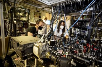Image: Harvard-led physicists take big step in race to quantum computing