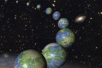 Image: The Milky Way may be swarming with planets with oceans and continents